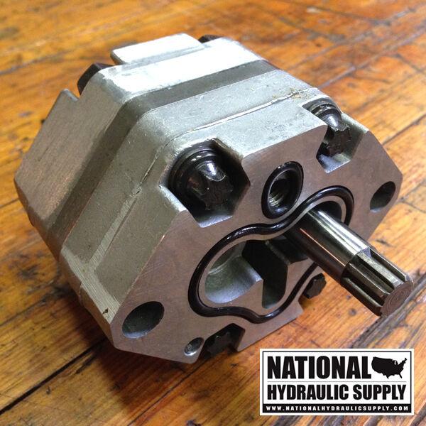 Spx Power Hydraulic Pumps Surplus Industrial Equipment