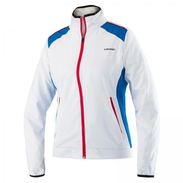 HEAD CLUB Jacket WH I Trainingsjacke Tennis Damen I Gr. M (38)  ***NEU + OVP***
