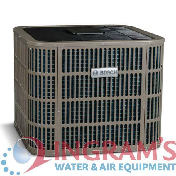 Bosch 18 SEER 2 Ton,2.5 Ton,3 Ton Heat Pump Condenser - BOVA-36HDN1-M18M