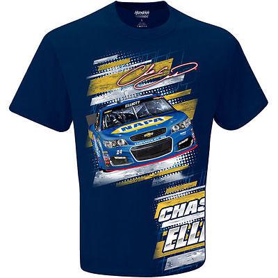 Chase Elliott   24 Napa Auto Parts Slingshot T  Shirt Adult Xl Free Ship
