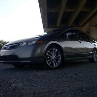 Honda civic SI 4 porte