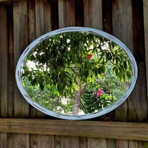 Vintage Oval Shabby Chic Mirror Coogee Eastern Suburbs Preview