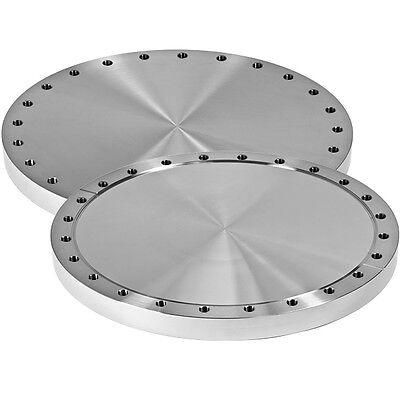 10 Od Cf Flange Uhv Conflat Vacuum Flange Stainless -blank-