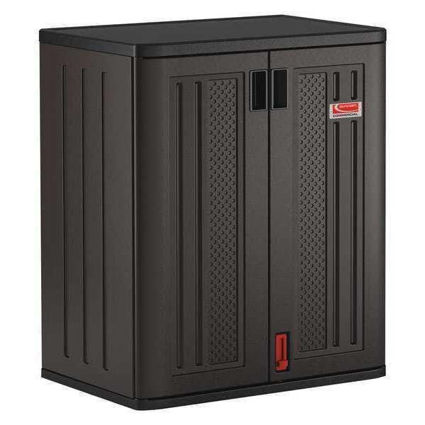 "SUNCAST COMMERCIAL BMCCPD3600 Storage Cabinet,Resin,2 Shelves,36"" H"