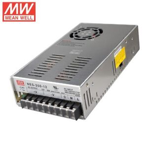 350W 29A Meanwell UL 12V DC Power supply for led light strip