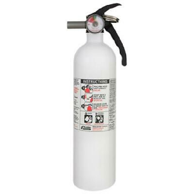 Fire Extinguisher 10-bc Auto Marine 4 Lbs Non Rechargeable Non Toxic Disposable