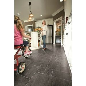 300+ Sq. Ft. New Grey Slate Laminate Flooring $300