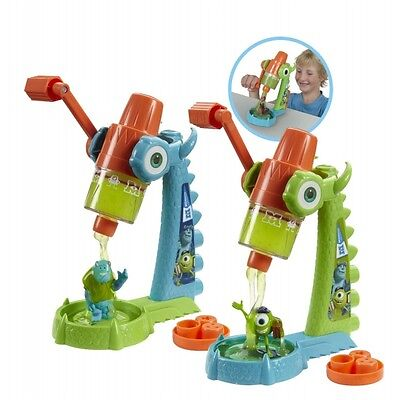 Monsters Inc University Slime Canister Machine Exclusive Figurine Toy Game