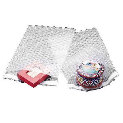 100 8x11.5 Bubble Out Pouches Bubble Bags - Self Seal