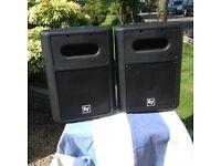 ELECTROVOICE SB 120 subs EV SX200 / 300 bass subs