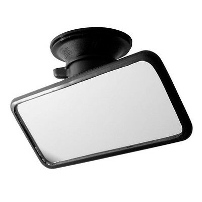 Interior Suction Mirror Square Quick Release Driving Instructor Learner Driver