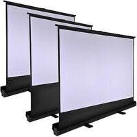FLOOR STAND projector screen - 100'' - 4:3 - ÉCRAN PORTATIVE Longueuil / South Shore Greater Montréal Preview