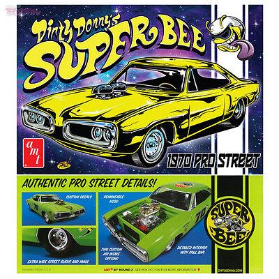 AMT 1970 DIRTY DONNY DODGE CORONET Super Bee Plastic Model Kit 1/25