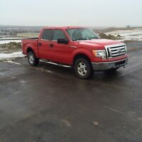 2009 Ford F-150 SuperCrew 4x4