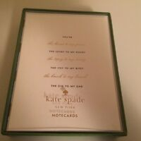 Kate spade bridesmaids cards