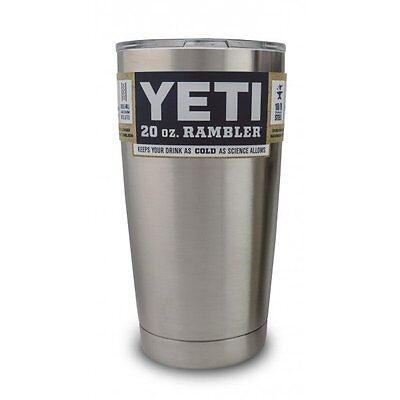 Yeti Coolers Rambler Stainless Steel Tumbler - 20oz