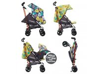 Cossatto to and fro BRAND NEW 2 in 1 travel system