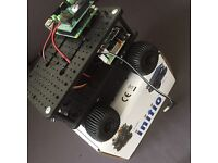Initio 4WD Robot Platform