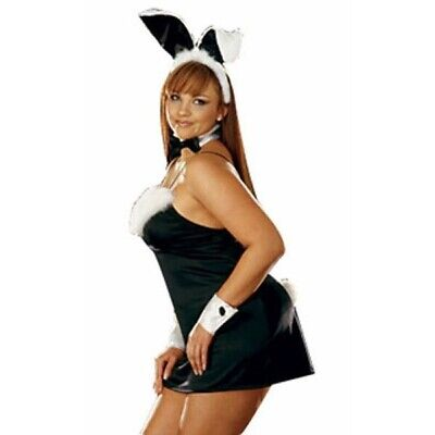 Plus Size Bunny Costumes (Adult Plus Size Sexy Bunny)