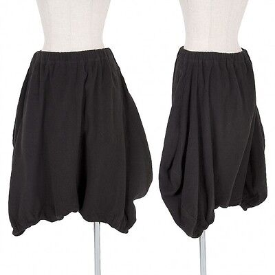 (SALE) COMME des GARCONS Fleece pumpkin pants Size S(K-28748)