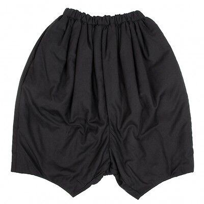 COMME des GARCONS Batting wool pumpkin pants Size XS(K-33528)