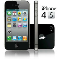 Iphone 4s BELL AWESOME CONDITION PROTECTED SCREEN + OTTERBOX