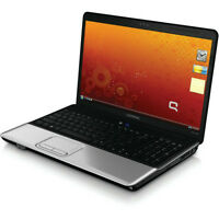 Dual Core Laptop Compaq CQ61-320CA, 2 GB RAM, 250 GB HDD;Win7