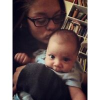 Looking for people to babysit for/nanny for.
