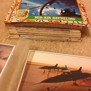 Desert Storm 90's collectable cards Cambridge Kitchener Area image 2