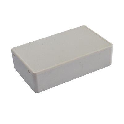 New Plastic Electronics Project Box Enclosure Diy - 27x60x100mm Construction