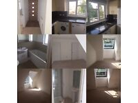 3 year old 2 bedroom flat with ensuite and main bathroom