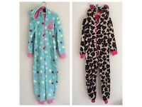Girls Onsies Age 6-7 / 7 from M&S/Next