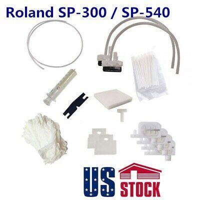 Usa - Roland Sp-300 Maintenance Kit Roland Sp-540 Maintenance Kit