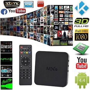 MXQ BOX android box