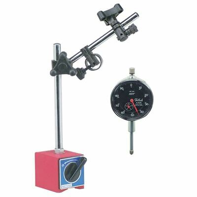 Teclock 0-1 Bf Dial Agd Indicator W Ttc Magnetic Base Set