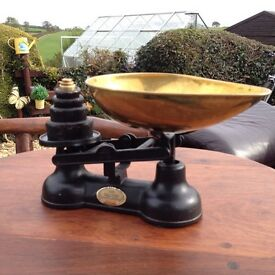 Staffordshire Antique Scales