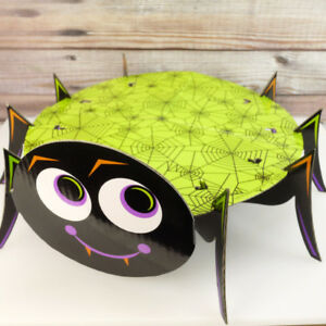 Wilton Spider Treat Stand Halloween Fun Made Great