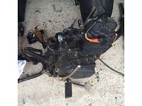 Honda cg 125cc engine