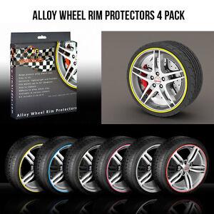 Citroen DS3 Alloy Wheel Protectors Rimblades Set of 4 Upto 22