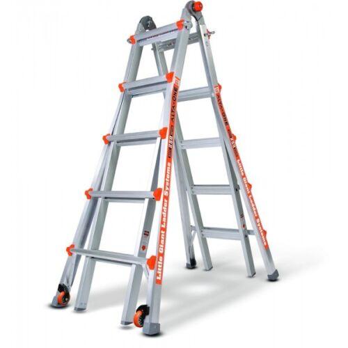 DEMO 22 Little Giant Ladder 250 lb - with Work Platform