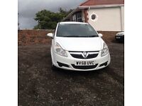 VAUXHALL CORSA VAN DIRECT BT F/S/H NO VAT