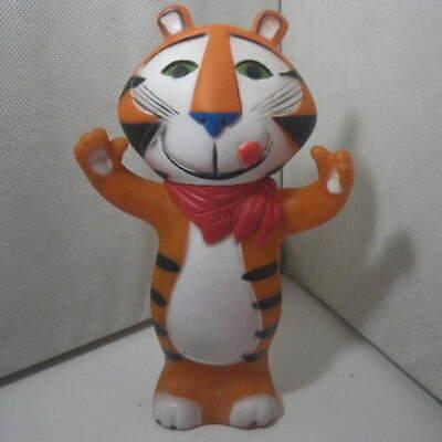 Kellogg Tony The Tiger Vintage Rubber Figure 1970s