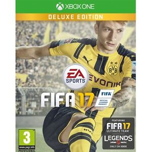 FIFA17 Deluxe for Xbox One - Sealed - Get it early today!