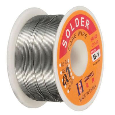 Jinhu 100g 0.7mm 6040 Tin Lead Soldering Wire Reel Solder Rosin Core W1a8
