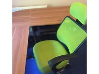 Computer Desk & Chair For Sale **REDUCED**