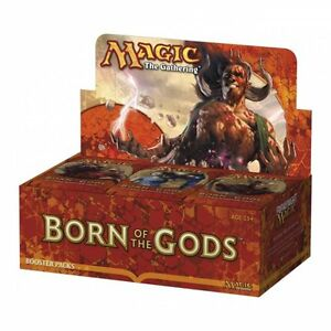 MAGIC The Gathering - BORN of the GODS Booster Packs
