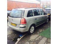 Vauxhall Zafia 1,6 £1400 ONO