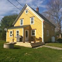Completely and newly restored charming 1880s Farmhouse
