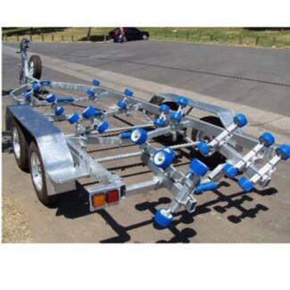 Swiftco Trailers Townsville 6.9 Metre Boat Trailer (2000kg) Garbutt Townsville City Preview