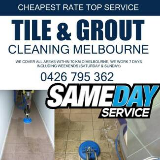 Melbourne Tile and grout Cleaning/sealing